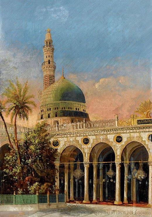 المدينة المنورة في العصر العثماني
