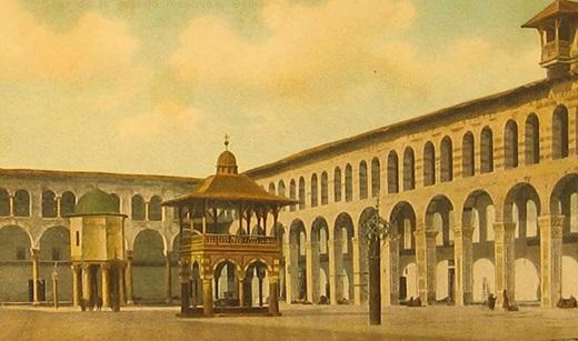 الجامع الأموي في دمشق